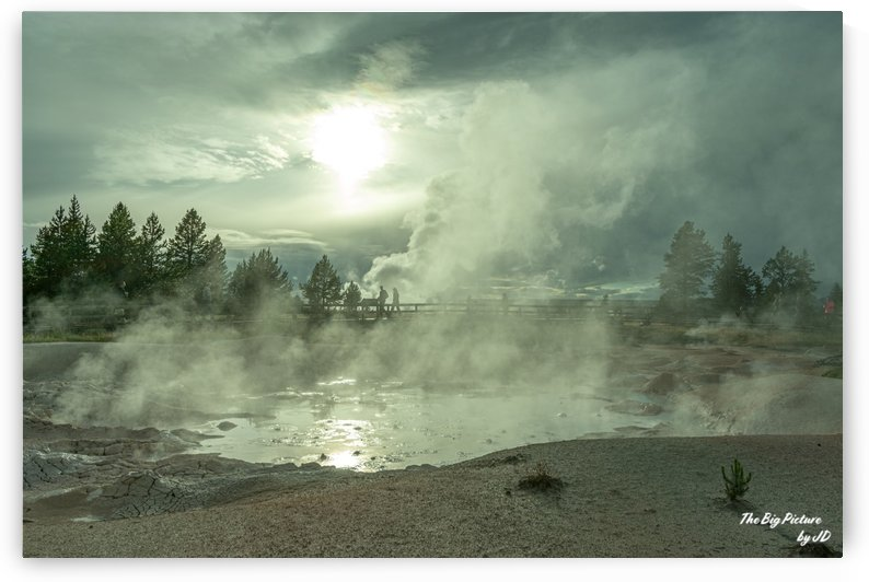 Yellowstone Cloak by The Big Picture by JD
