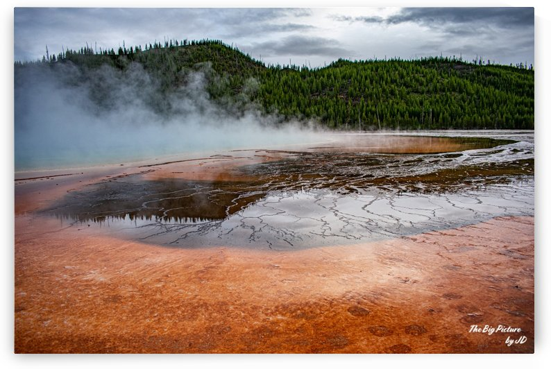 Yellowstone Burn by The Big Picture by JD