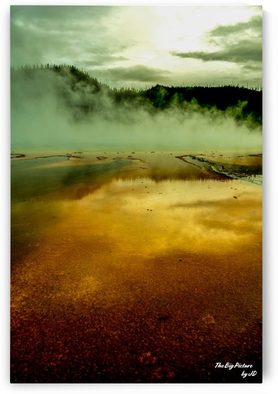 Yellowstone Amazing by The Big Picture by JD