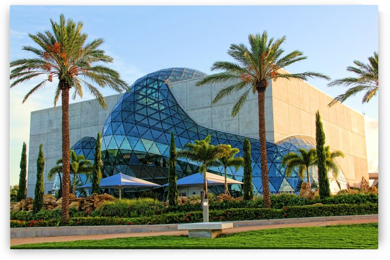 Salvador Dali Museum by HH Photography of Florida