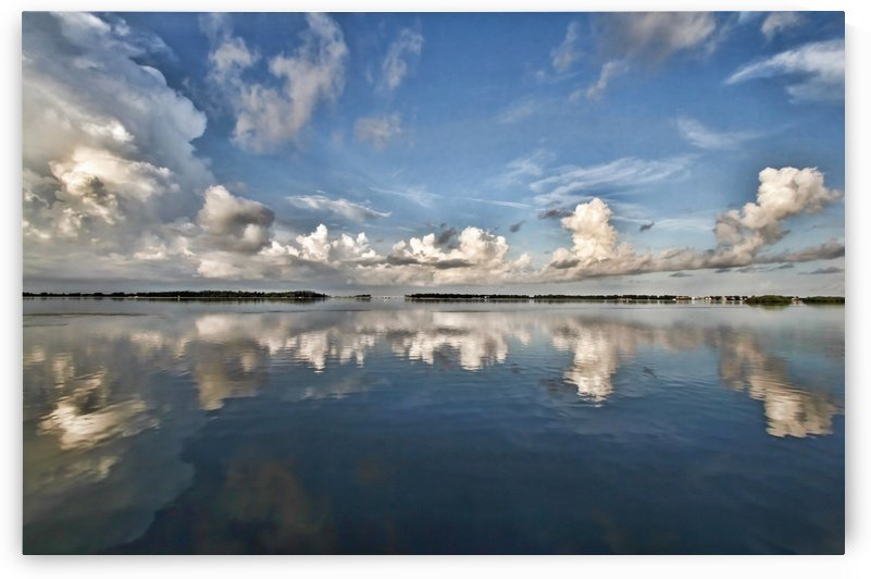Morning Clouds by HH Photography of Florida