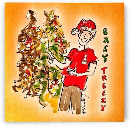 Easy Treezy by Gerri Findley