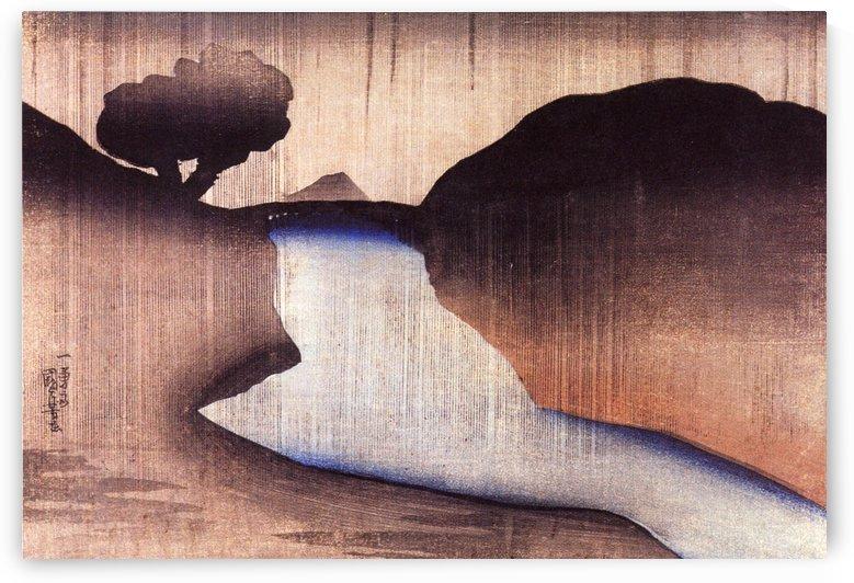 Ochanomizu by Utagawa Kuniyoshi
