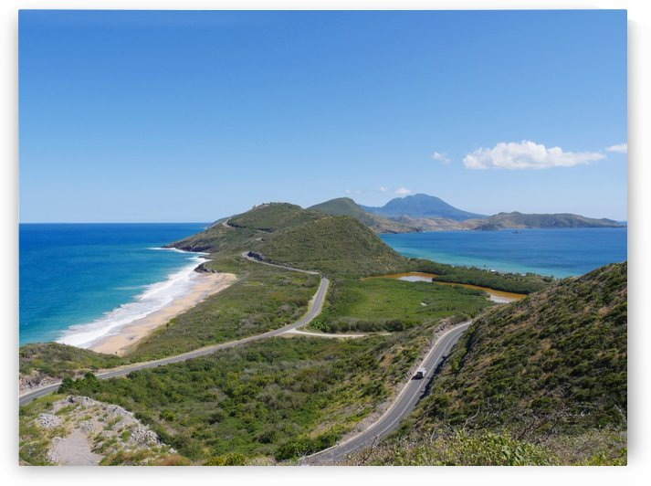 Frigate Bay St Kitts by On da Raks
