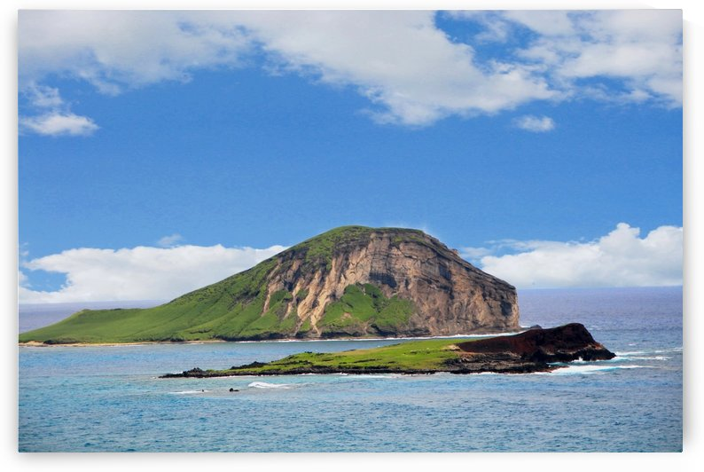 Rabbit Island Oahu Hawaii by On da Raks