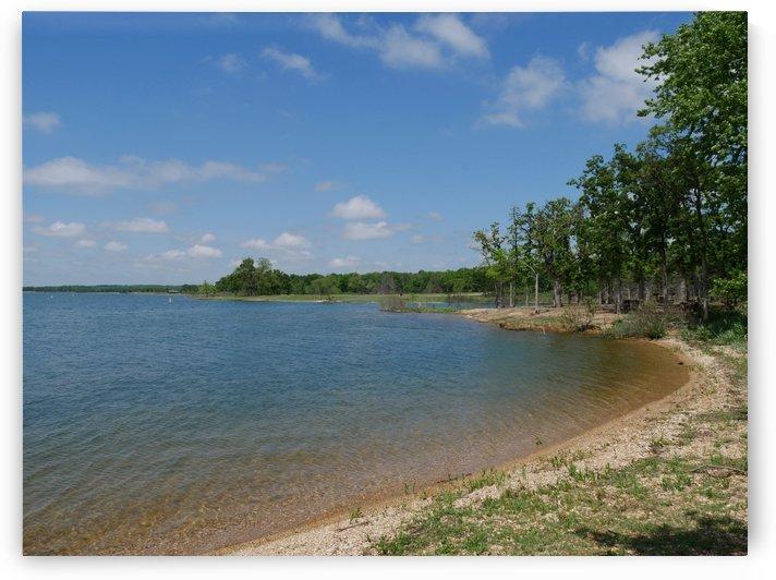 Lake Arbuckle Oklahoma by On da Raks
