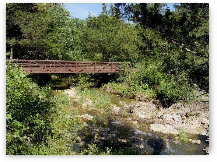 Wooden Bridge by On da Raks