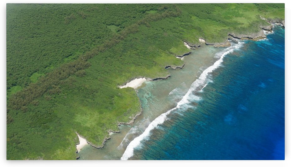 Pocket Beaches Pacific Islands  by On da Raks