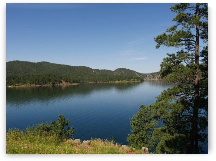Pactola Lake South Dakota by On da Raks