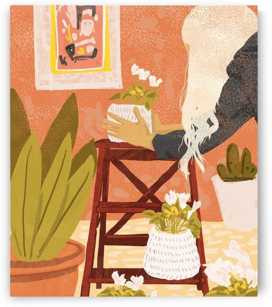 The Indoor Gardener by 83 Oranges