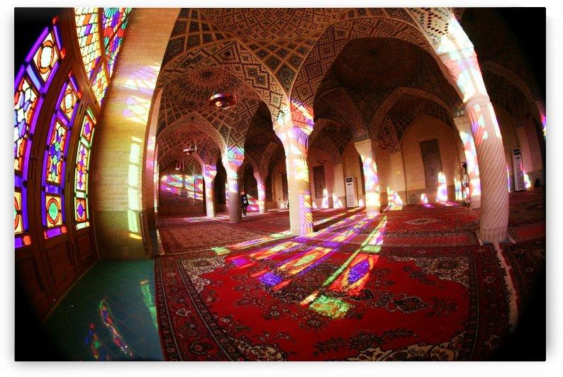 Shiraz   Nasir al Molk mosque 2 by Locspics