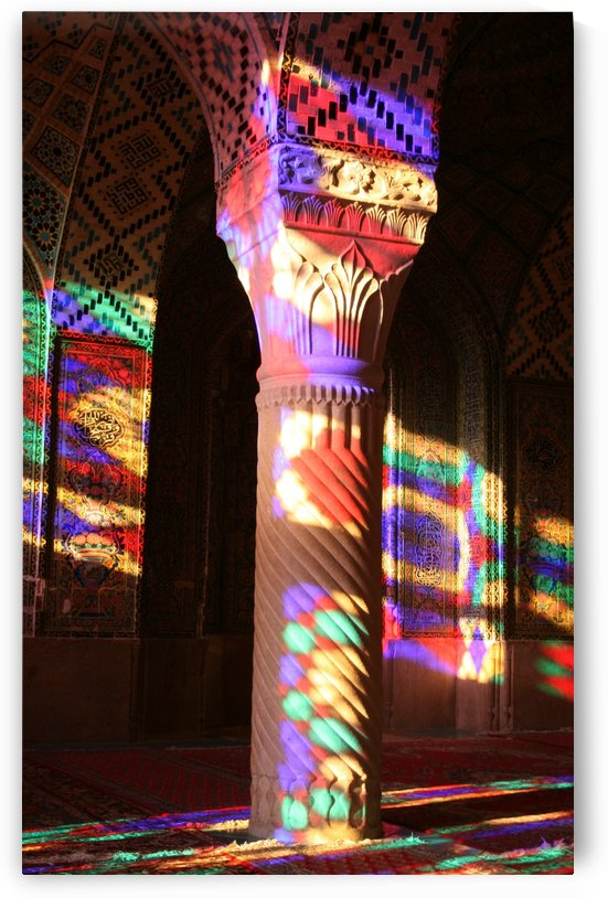 Shiraz   Nasir al Molk mosque 1 by Locspics