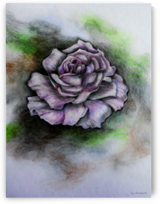 Rose Scent by Faye Anastasopoulou