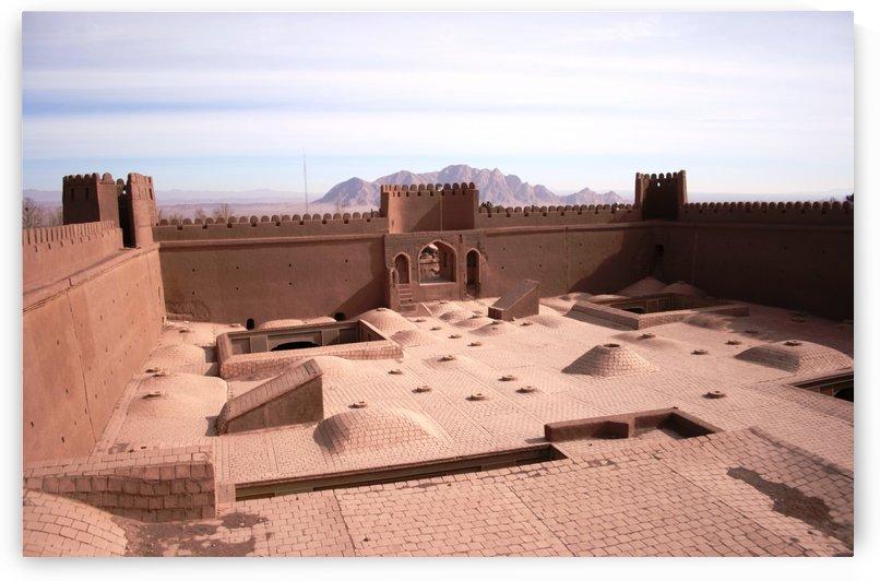 Kerman area Arg and Rayen 2 by Locspics