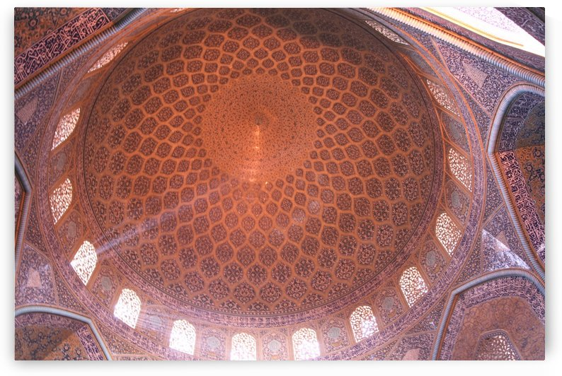 Isfahan   Sheikh Loftollah mosque 4 by Locspics