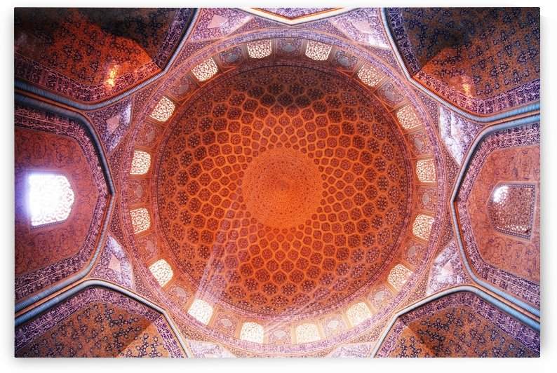 Isfahan   Sheikh Loftollah mosque 3 by Locspics