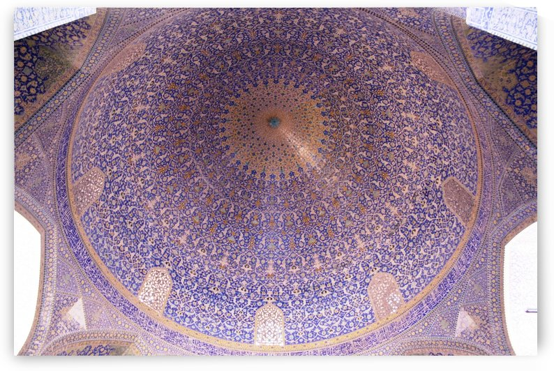 Isfahan   imam mosque 2 by Locspics