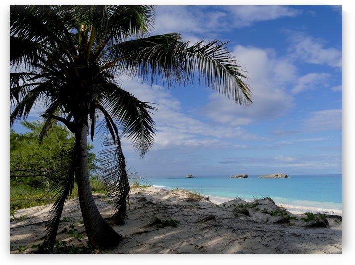 Three Sisters Beach Bahamas by On da Raks