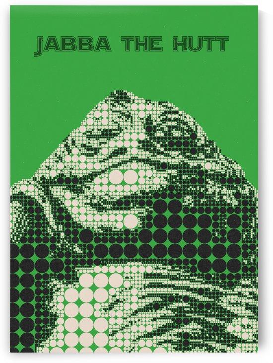 Jabba the Hutt by Gunawan Rb