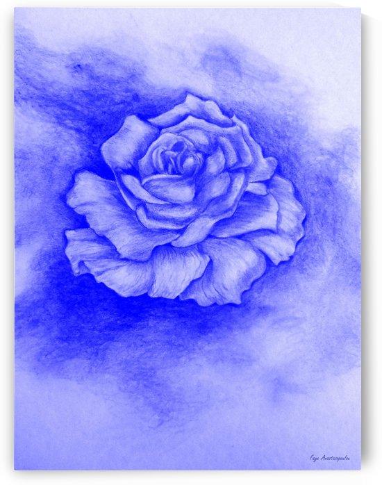 Celestial Rose by Faye Anastasopoulou
