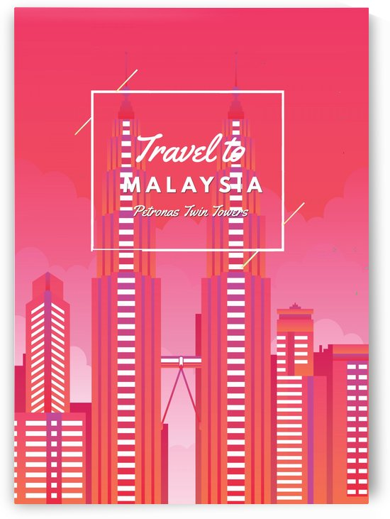 Travel To Malaysia by Gunawan Rb