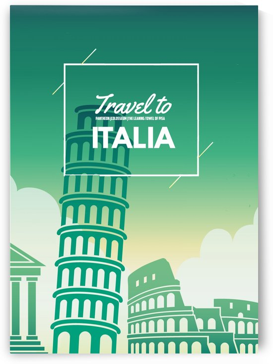 Travel to Italy by Gunawan Rb