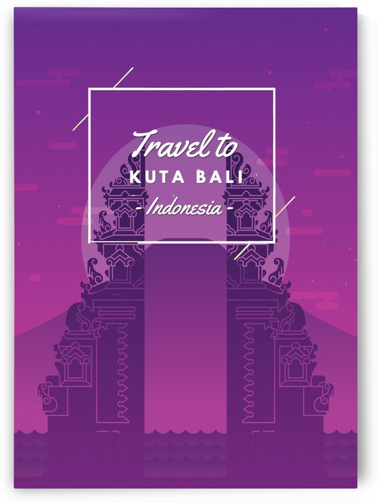 Travel To Kuta Bali   Indonesia by Gunawan Rb