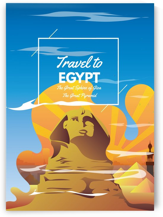 Travel To Egypt by Gunawan Rb