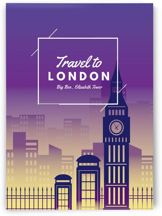 Travel To London by Gunawan Rb