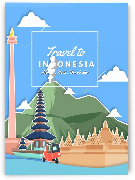 Travel To Indonesia by Gunawan Rb