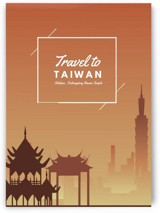 Travel To Taiwan by Gunawan Rb