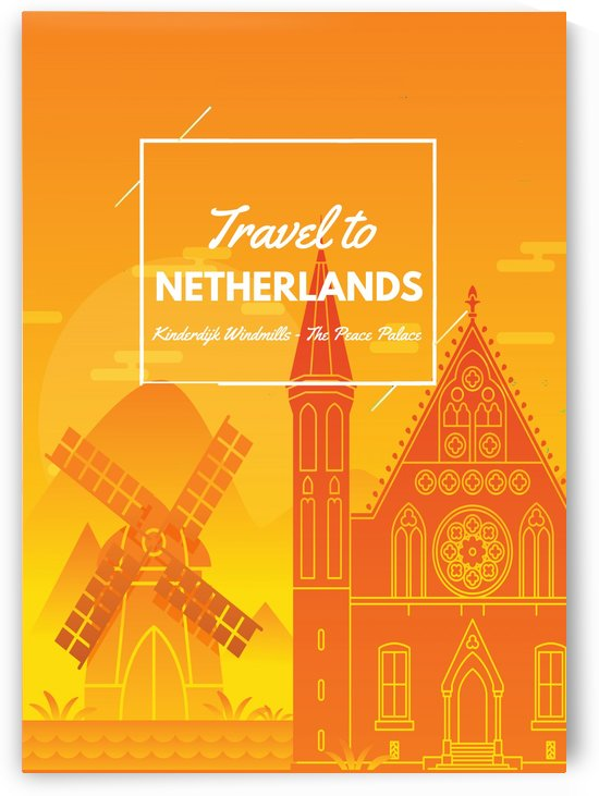 Travel To Netherlands by Gunawan Rb