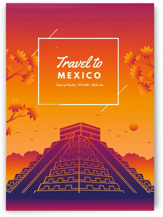 Travel To Mexico by Gunawan Rb