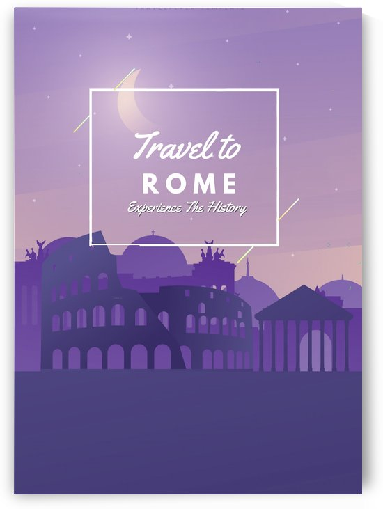 Travel To Rome   Experience The History by Gunawan Rb