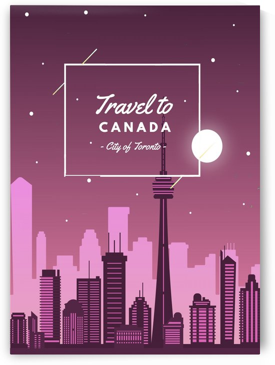 Travel To Canada by Gunawan Rb