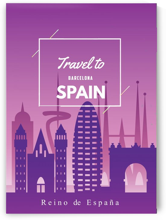 Travel To Spain by Gunawan Rb
