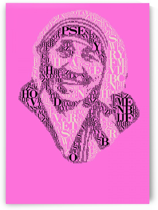 St Teresa by Gunawan Rb