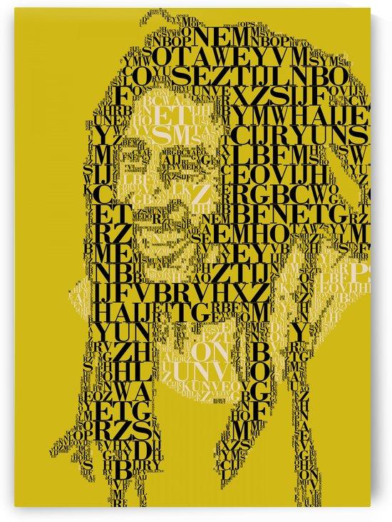 Bob Marley by Gunawan Rb