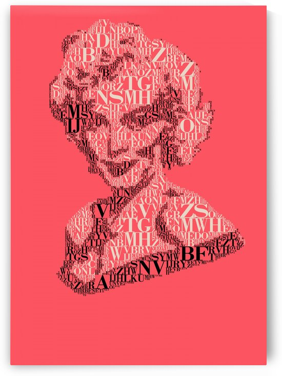 Marilyn Monroe by Gunawan Rb