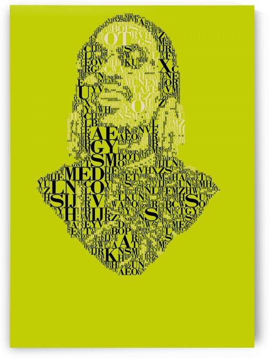 Stevie Wonder by Gunawan Rb