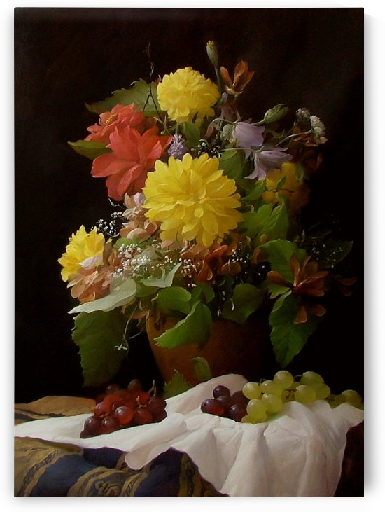 Flowers and fruits. 2008 by Dmitry Sevryukov