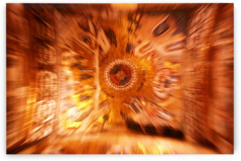 Istanbul Chora museum effects 4 by Locspics