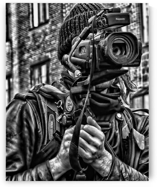 The Camera Man by Robert Knight