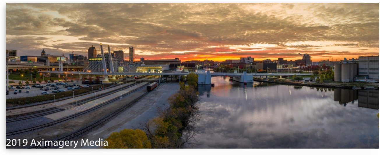River to The Sky by Aximagery Media