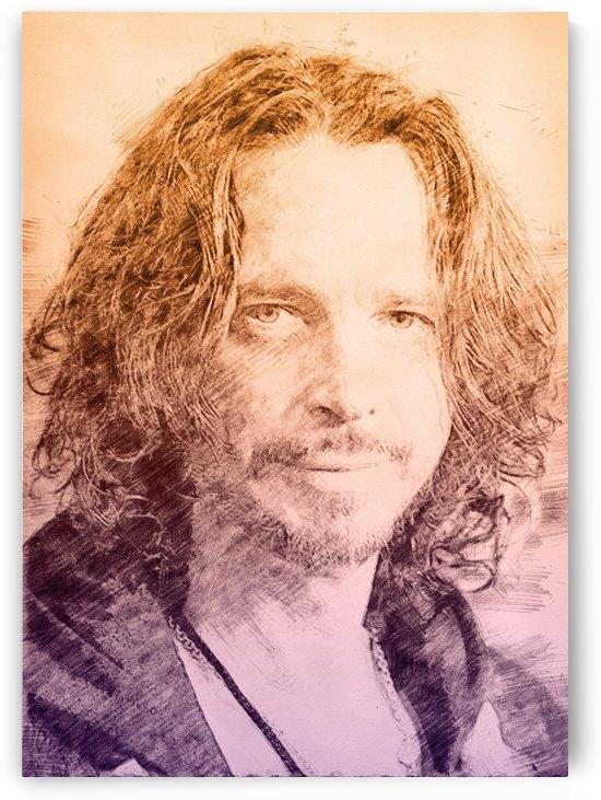 Chris Cornell by Gunawan Rb