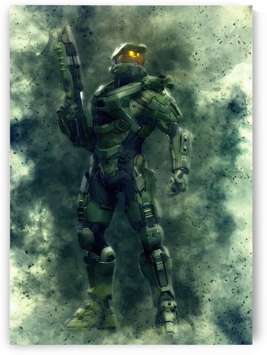 Master Chief Halo 4_ by Gunawan Rb