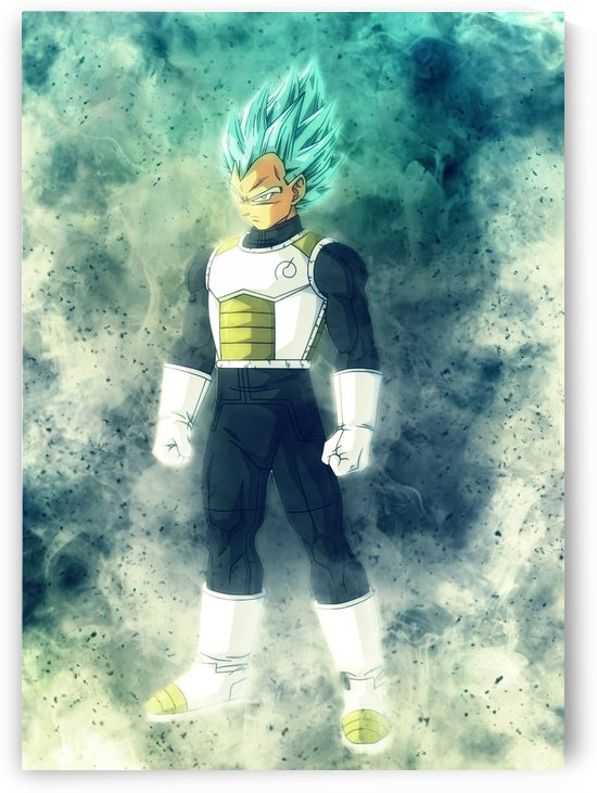Vegeta by Gunawan Rb