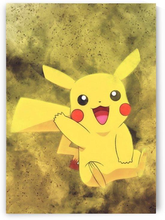 pikachu hi pokemon_orig by Gunawan Rb