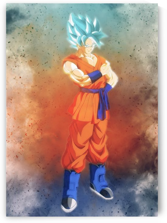 Goku by Gunawan Rb