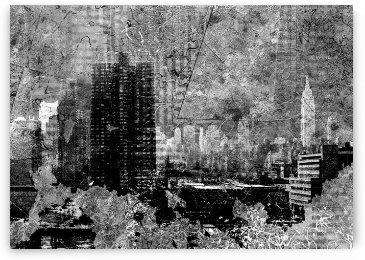 New York by Bruce Rolff